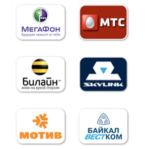 Операторы сотовой связи Локни